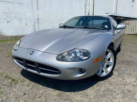 2000 Jaguar XK-Series for sale at JMAC IMPORT AND EXPORT STORAGE WAREHOUSE in Bloomfield NJ