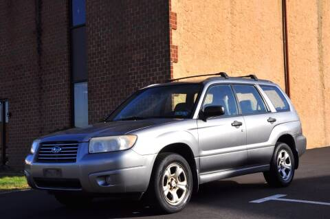 2007 Subaru Forester for sale at T CAR CARE INC in Philadelphia PA