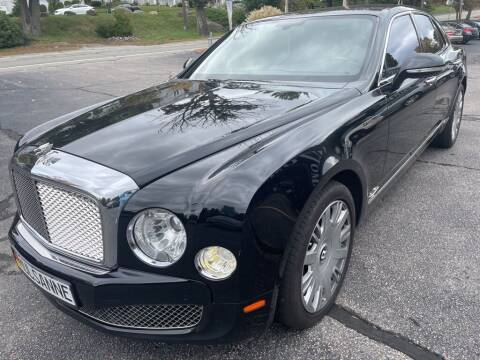 2011 Bentley Mulsanne for sale at Premier Automart in Milford MA