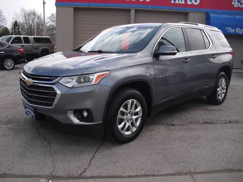 2018 Chevrolet Traverse for sale at 1st Choice Auto Inc in Green Bay WI