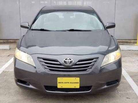 2007 Toyota Camry for sale at Delta Auto Alliance in Houston TX