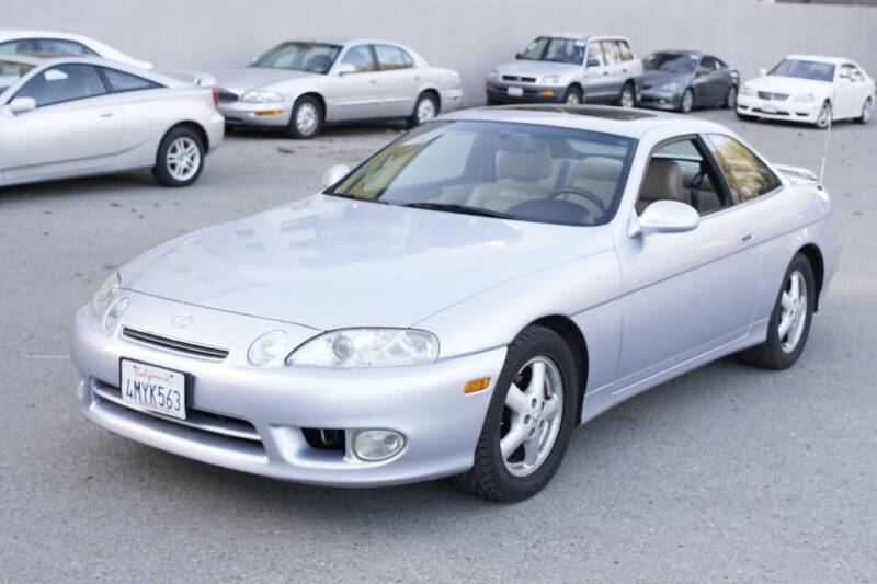 1998 Lexus SC 300 for sale at Sports Plus Motor Group LLC in Sunnyvale CA