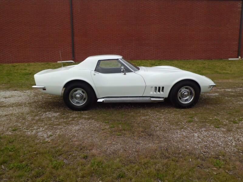 1968 Chevrolet Corvette for sale at Bob Patterson Auto Sales in East Alton IL