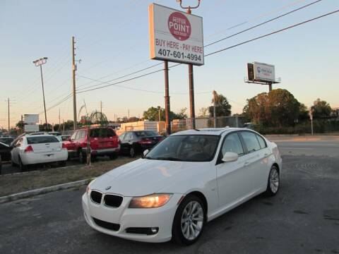 2011 BMW 3 Series for sale at Motor Point Auto Sales in Orlando FL