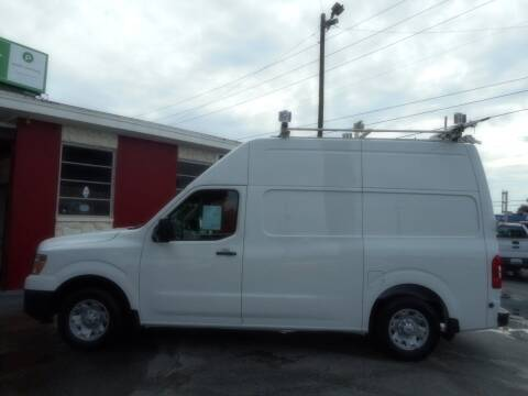 2015 Nissan NV Cargo for sale at Florida Suncoast Auto Brokers in Palm Harbor FL