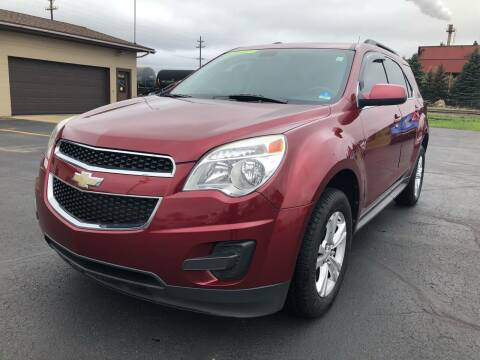 2011 Chevrolet Equinox for sale at Mike's Budget Auto Sales in Cadillac MI