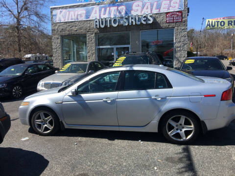 2005 Acura TL for sale at King Auto Sales INC in Medford NY