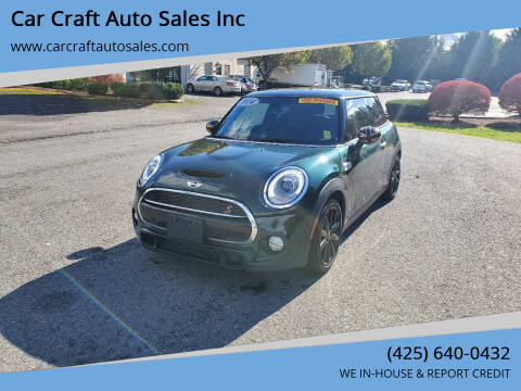 2014 MINI Hardtop for sale at Car Craft Auto Sales Inc in Lynnwood WA