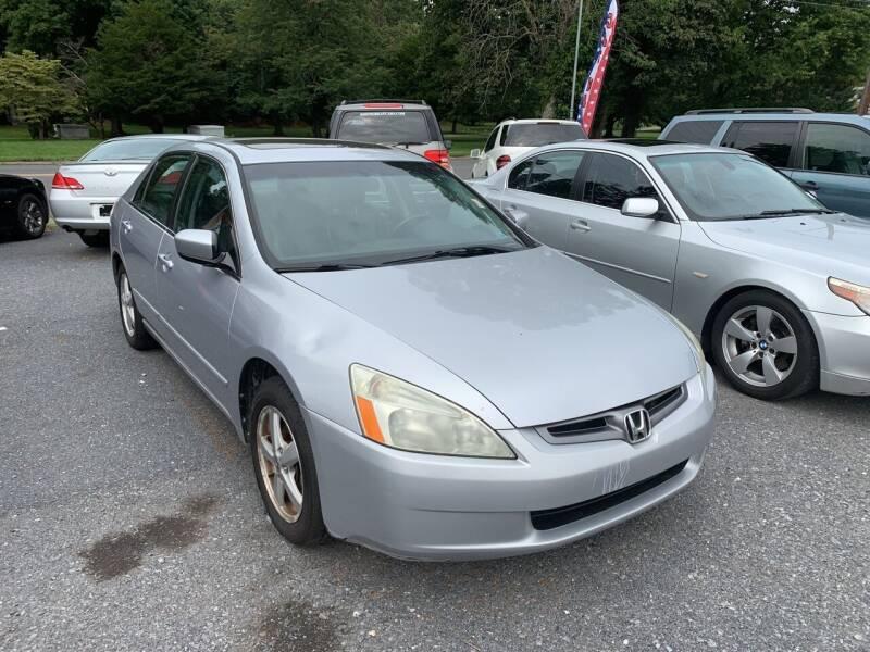 2005 Honda Accord EX 4dr Sedan w/Leather - Harrisburg PA