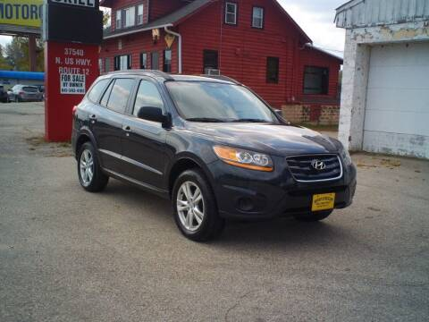2010 Hyundai Santa Fe for sale at BestBuyAutoLtd in Spring Grove IL