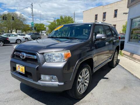 2010 Toyota 4Runner for sale at ADAM AUTO AGENCY in Rensselaer NY