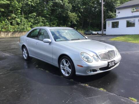 2006 Mercedes-Benz E-Class for sale at Mikes Import Auto Sales INC in Hooksett NH