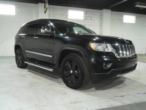 2011 Jeep Grand Cherokee for sale at Ohio Motor Cars in Parma OH