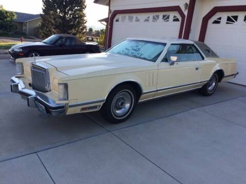 1977 Lincoln Continental for sale at Classic Car Deals in Cadillac MI