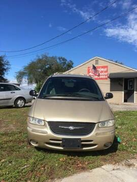 2000 Chrysler Town and Country for sale at DAVINA AUTO SALES in Orlando FL