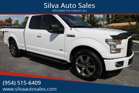2016 Ford F-150 for sale at Silva Auto Sales in Pompano Beach FL