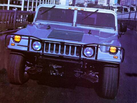 1998 AM General Hummer for sale at Harrison Imports in Sandy UT