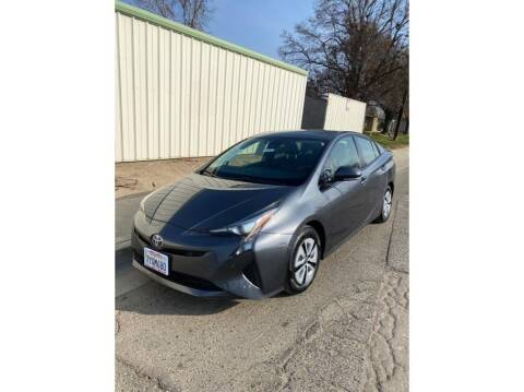 2017 Toyota Prius for sale at Dealers Choice Inc in Farmersville CA