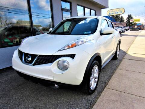 2011 Nissan JUKE for sale at New Concept Auto Exchange in Glenolden PA