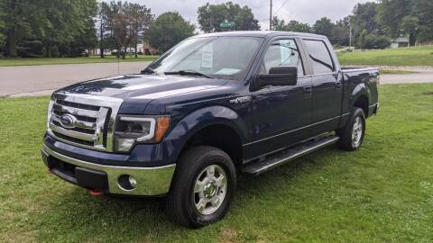 2012 Ford F-150 for sale at Kidron Kars INC in Orrville OH