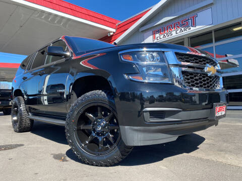 2020 Chevrolet Tahoe for sale at Furrst Class Cars LLC  - Independence Blvd. in Charlotte NC