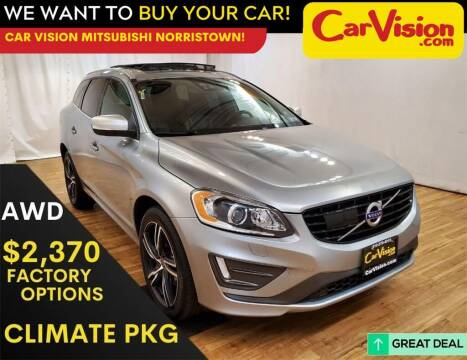 2017 Volvo XC60 for sale at Car Vision Mitsubishi Norristown in Trooper PA