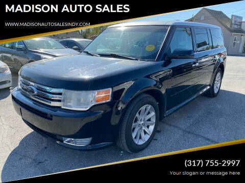 2009 Ford Flex for sale at MADISON AUTO SALES in Indianapolis IN