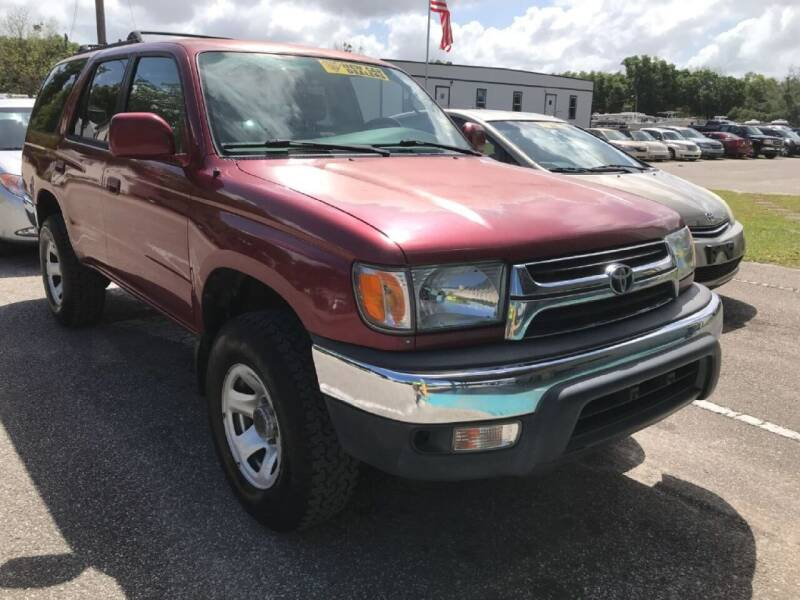 2001 Toyota 4Runner for sale at Executive Automotive Service of Ocala in Ocala FL