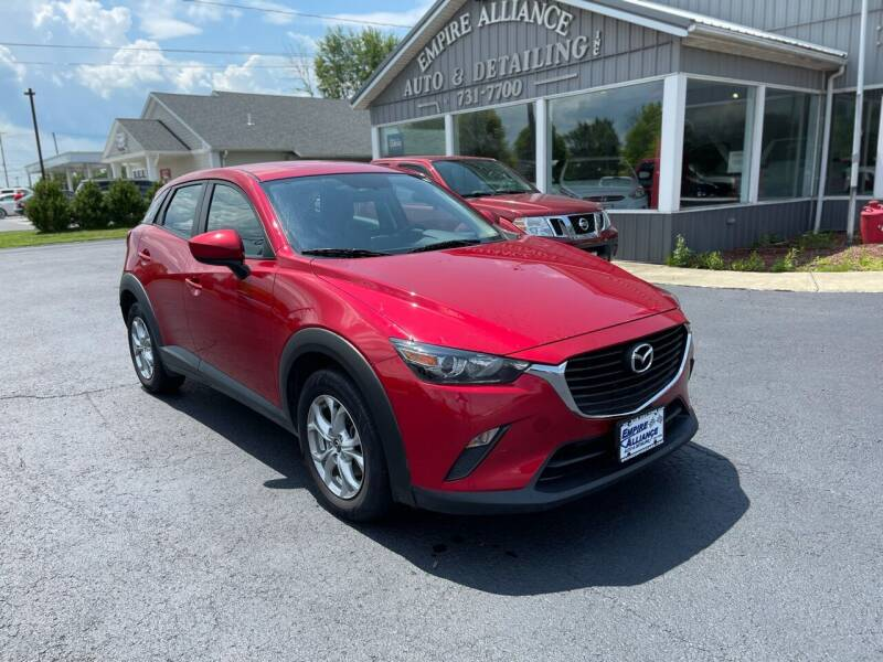 2016 Mazda CX-3 for sale at Empire Alliance Inc. in West Coxsackie NY