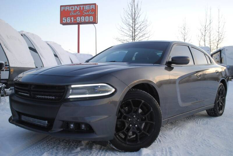 2015 Dodge Charger for sale at Frontier Auto & RV Sales in Anchorage AK