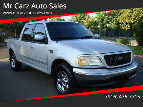2003 Ford F-150 for sale at Mr Carz Auto Sales in Sacramento CA