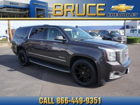 2015 GMC Yukon XL for sale at Medium Duty Trucks at Bruce Chevrolet in Hillsboro OR