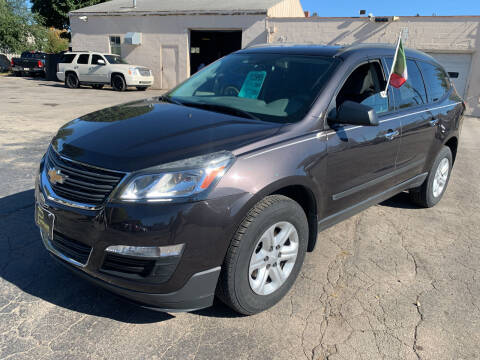 2013 Chevrolet Traverse for sale at PAPERLAND MOTORS - Fresh Inventory in Green Bay WI