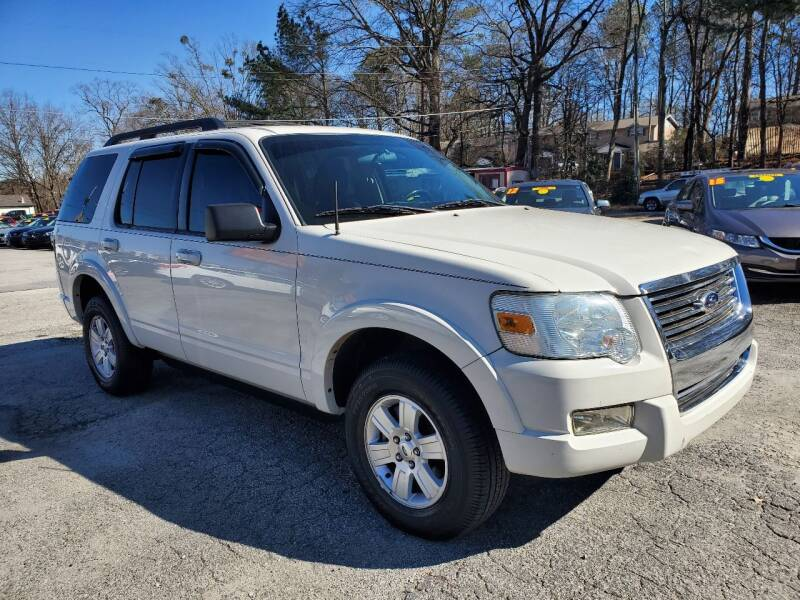 2010 Ford Explorer for sale at Import Plus Auto Sales in Norcross GA