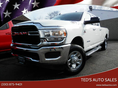 2019 RAM Ram Pickup 2500 for sale at Ted's Auto Sales in Louisville OH