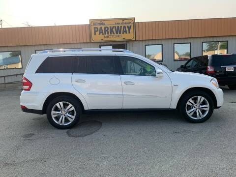 2011 Mercedes-Benz GL-Class for sale at Parkway Motors in Springfield IL