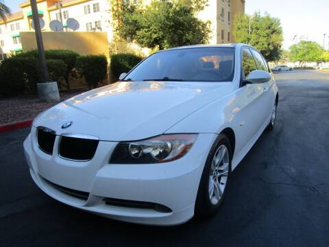 2008 BMW 3 Series for sale at PRESTIGE AUTO SALES GROUP INC in Stevenson Ranch CA
