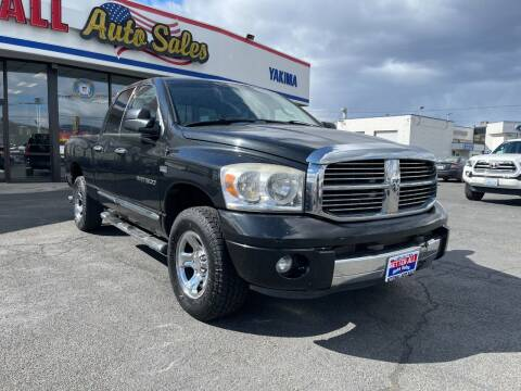 2007 Dodge Ram Pickup 1500 for sale at Better All Auto Sales in Yakima WA
