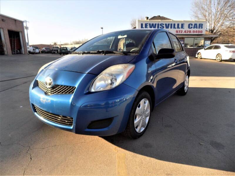 2010 Toyota Yaris for sale in Lewisville, TX