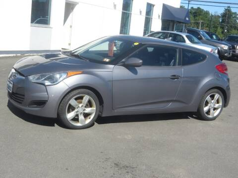 2012 Hyundai Veloster for sale at Price Auto Sales 2 in Concord NH