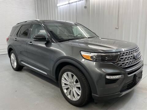 2020 Ford Explorer for sale at JOE BULLARD USED CARS in Mobile AL