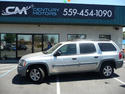 2006 Isuzu Ascender for sale at CENTURY MOTORS in Fresno CA
