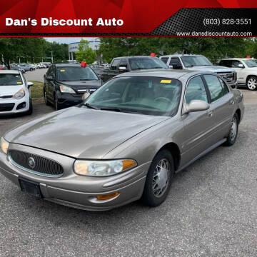 2002 Buick LeSabre for sale at Dan's Discount Auto in Gaston SC