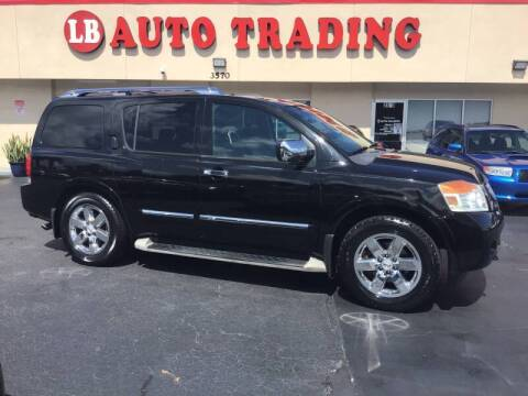2011 Nissan Armada for sale at LB Auto Trading in Orlando FL