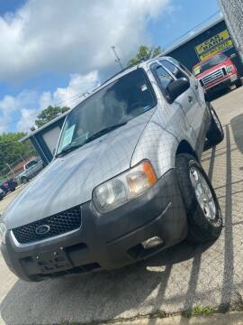 2003 Ford Escape for sale at Car Barn of Springfield in Springfield MO