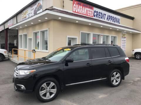 2012 Toyota Highlander for sale at Suarez Auto Sales in Port Huron MI