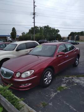 2008 Buick LaCrosse for sale at D and D All American Financing in Warren MI