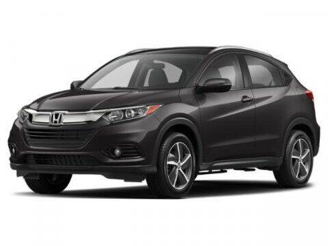 2021 Honda HR-V for sale at APPLE HONDA in Riverhead NY