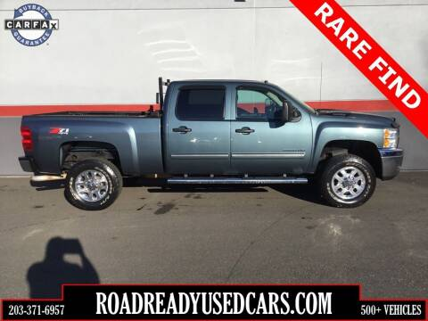 2013 Chevrolet Silverado 2500HD for sale at Road Ready Used Cars in Ansonia CT