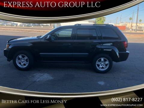 2006 Jeep Grand Cherokee for sale at EXPRESS AUTO GROUP in Phoenix AZ